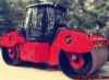 Double Drum Hydraulic Vibratory Road Rollers