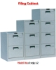 office use steel filing cabinet