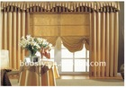 manual window curtains