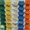 PVC Coated Chain Link Fence for Feeding Chicken