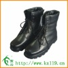 Leather Rescue Operations Boots Anti-slip Anti-puncture