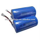 26500 3.6V 2800mAh C Size Li-ion rechargeable Battery
