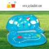 PVC beach inflatable sofa