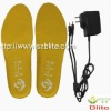 Constant High Temperature heating warm insoles/heated insoles