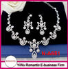 hot sale cheap necklace and earring sets