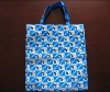 Non woven bag with lamination and zipper