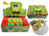 SpongeBob Design Candy Paste Fruit Flavor Jam
