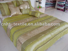 paillette embroidery bed set
