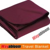 Fleece Reading Blanket