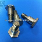 stainless steel fasteners ,flat round head bolts