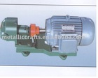 BCB-type cycloidal internal gear pump