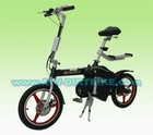 Electric bicycle LB-001