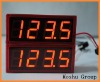 Loop powered LED display with 2-wire system MS653