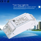 12V 50W magnetic safety transformer for halogen lamps