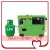 new! lpg generator