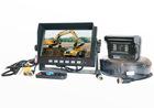 7 Inch Monitor Auto Shutter Camera Reversing System