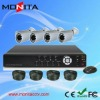 H.264 4CH Surveillance CCTV system Kits