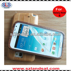 2013 Latest wooden case for samsung galaxy note ii BCS05