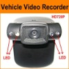 car camera system 720P HD with 2.5 inch tft lcd screen, night vision ir leds