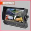 "9"" car quad monitor"