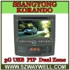 3G USB port ,PIP function ! SsangYong Korando 2011 gps navigation player with BT dvd player