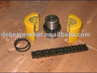 KC-Roller Chain Coupling
