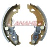 Brake Shoe-Bonded/Riveted