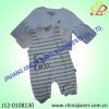 Wholesale girl Newborn baby clothing romper set for 2013