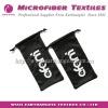 custom logo printed microfiber sunglass pouch , soft glasses pouch