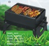 Folding portable charcoal BBQ Grill