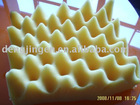 wave sound absorbing sponge