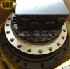 PC100-6 travel gear box with GM18 motor