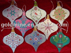 Glass ornament/Christmas ornament