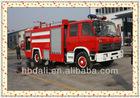 Top design Famous isuzu 4*2 fire tender truck