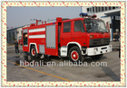 Top design Famous isuzu 4*2 fire tender truck
