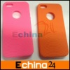 Finger Print Fingerprint Silicone Soft Case Cover for iPhone 5 New iPhone Accept Small Order and Paypal