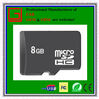 8GB memory card,micro sd card,sd card hc ture capacity TF card 8GB with Adapter memory