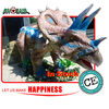 outdoor equipment dinosaur christmas decorations
