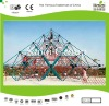 New Outdoor Rope Course-Kids Adventure Climbing Games for theme park and FEC industry