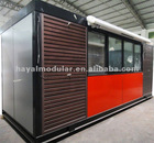 HY-TS6 Transportable Kebab Shop