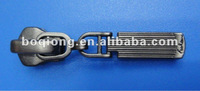 zinc alloy zipper slider for jeans&bags