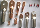 Copper tubular lugs