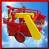 High efficiency Garlic digger machine 0086 13613847731