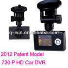 Shenzhen factory! real 720P HD 1280*720 Car video recorder(CRD-012)