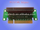 PCI-Express 8x 90-Degree Right Angle Riser Card