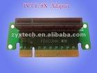 PCI-Express 8x 90-Degree Right Angle Riser Card