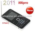i66 pro 2011 qwerty phone