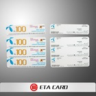 prepaid card with magetic
