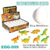 Growing egg,hatching egg,magic growing toy