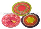 Disposable PE layered paper plate paper tray paper dish